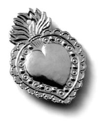 image of heart milagro